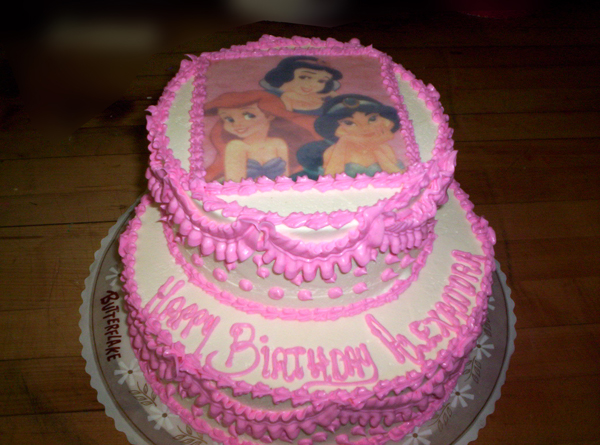 Birthday Cakes From Butterflake Kosher Bakery
